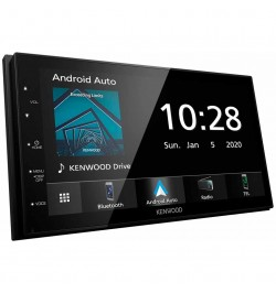 Kenwood DMX5020BTS 2 DIN Fejegység, Apple CarPlay, Android Auto