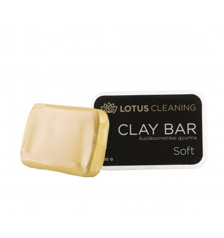 LOTUS Soft Clay Bar autókozmetikai gyurma