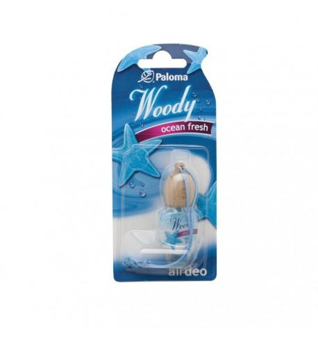 Illatosító Paloma Woody Ocean fresh 7 ml